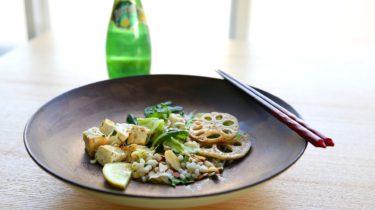 Sunnere kosthold med tofu og seitan